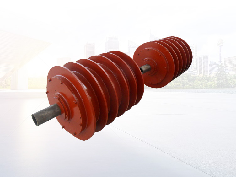 The operation of external rotor motor to realize mo